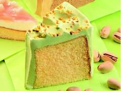 カフェ・ド・クリエ ピスタチオのシフォンケーキ