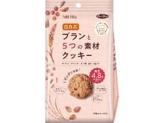 正栄デリシィ ブランと5つの素材クッキー 袋114g