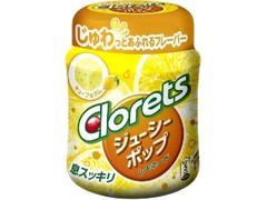 モンデリーズ クロレッツ ジューシーポップ レモネード ボトル126g