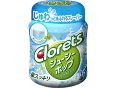 モンデリーズ クロレッツ ジューシーポップ ソーダミント 袋9粒