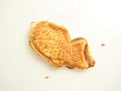 サザエ食品 チーズケーキ鯛焼 1個