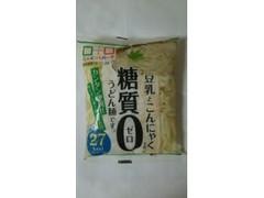 こんにゃくパーク 豆乳とこんにゃくで作った糖質ゼロうどん麺です。 袋180g