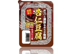 こんにゃくパーク ぎゅっと濃厚 杏仁豆腐 チョコレート味