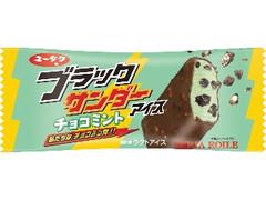 セリア・ロイル ブラックサンダー チョコミントアイス 袋90ml