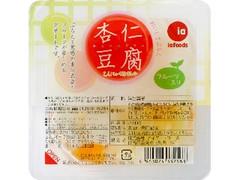 IAフーズ フルーツ入り 杏仁豆腐 パック250g