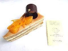 ラ・テール 清見オレンジと紅茶のガトー 1個