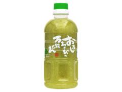 修善寺醤油 おろしわさびの万能たれ ボトル550g