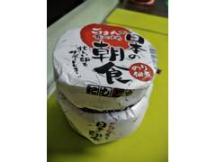 にしとも食品 日本の朝食 のり佃煮