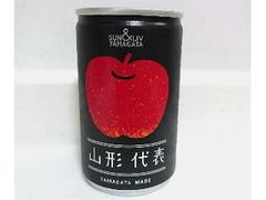 山形食品 山形代表 りんご 缶160g