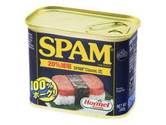 スパム ランチョンミート 20%レスソルト 缶340g