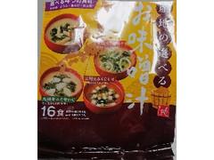 もへじ 産地の選べるお味噌汁 袋306.4g