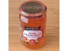 三菱食品 マッカイ ピンクグレープフルーツママレード 瓶340g