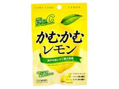 三菱食品 かむかむレモン