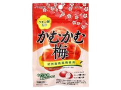 三菱食品 かむかむ梅