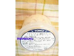 富澤商店 TOMiZ ホワイトチョコ風味クリーム ストロベリー カップ120g