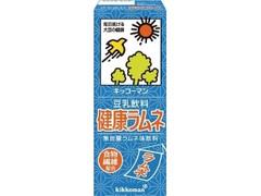 キッコーマン 豆乳飲料 健康ラムネ パック200ml