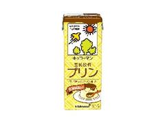 キッコーマン 豆乳飲料 プリン パック200ml
