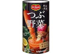 デルモンテ つぶ野菜 125ml