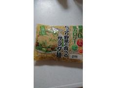 アクツコンニャク たっぷり野菜と食べるサラダ麺
