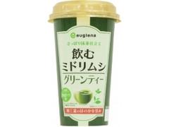 ユーグレナ 飲むミドリムシ グリーンティー カップ180g