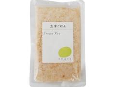 チャヤ マクロビオティックス 玄米ごはん プレーン 袋160g