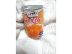ゲンキー G‐PRICE みかん 缶425g