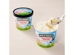 ナチュラルローソン ベン&ジェリーズ スイートクリームカップケーキ