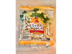 成田食品 ミックスもやし 袋250g