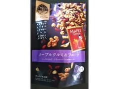 MD ナッツスナッキング ドルチェミックス メープルクルミ&フルーツ 袋53g