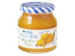 アヲハタ まるごと果実 マンゴー 瓶250g