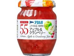 アヲハタ アップル&クランベリー
