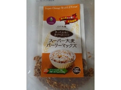 小川生薬 スーパー大麦バリーマックス 袋180g