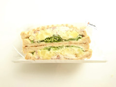 セガフレード・ザネッティ・エスプレッソ サワークリームチーズとさつまいもチキン