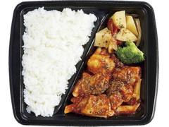 セブン-イレブン セブンミール 日替わり弁当 チキントマト煮