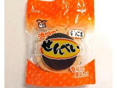 渋川製菓 渋川のせんべい すりごま 袋4枚