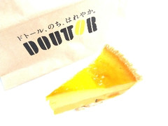 ドトール 北海道産かぼちゃのタルト