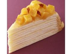 ドトール 安納芋のミルクレープ