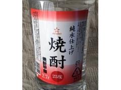 スターセレクト 純粋仕上げ 焼酎 25度 2.7L