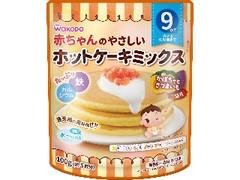 和光堂 赤ちゃんのやさしいホットケーキミックス かぼちゃとさつまいも 袋100g