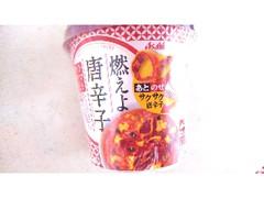 アサヒ 燃えよ唐辛子 トマトかき玉麺 カップ25.7g