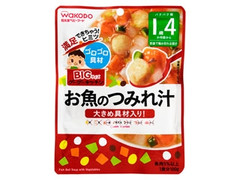 和光堂 グーグーキッチン BIG お魚のつみれ汁 袋100g