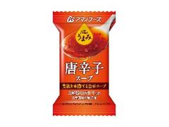 アマノフーズ Theうまみ 唐辛子スープ 袋6.4g