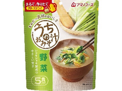 アマノフーズ うちのおみそ汁 野菜 袋5食