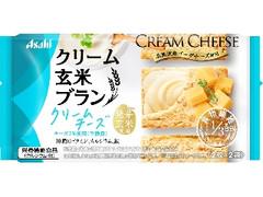 アサヒ クリーム玄米ブラン クリームチーズ 袋2枚×2