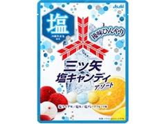 アサヒ 三ツ矢塩キャンディアソート 袋80g