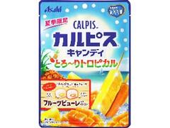 カルピス カルピスキャンディ とろ~りトロピカル 袋64g