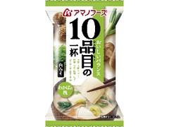 アマノフーズ 10品目の一杯 わかばの椀 袋15.7g