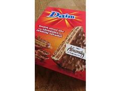 スウェーデン アーモンドケーキ Daimケーキ 箱400g