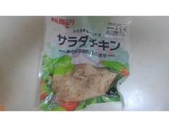 フードリンク 桜島どりサラダチキンハーブ 袋100g
