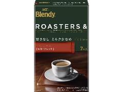 AGF ブレンディ ロースターズ&スティック モカ・ブレンド 箱5.2g×7